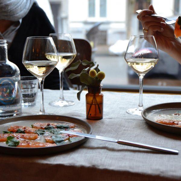 203 restaurant Bruelles quartier Saint Gilles